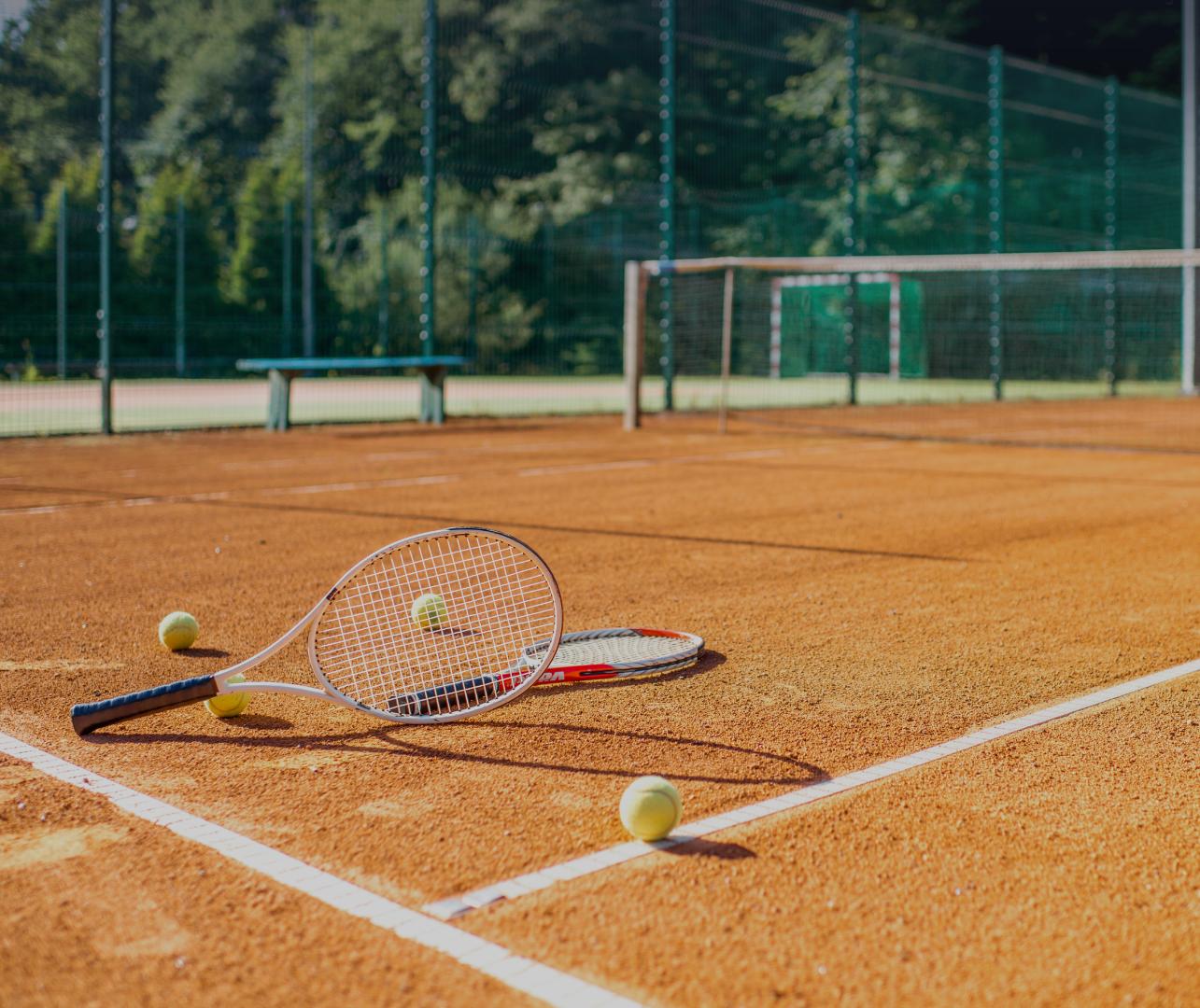 Теннисный корт Львов - аренда корта, цены | Бухта Викингов